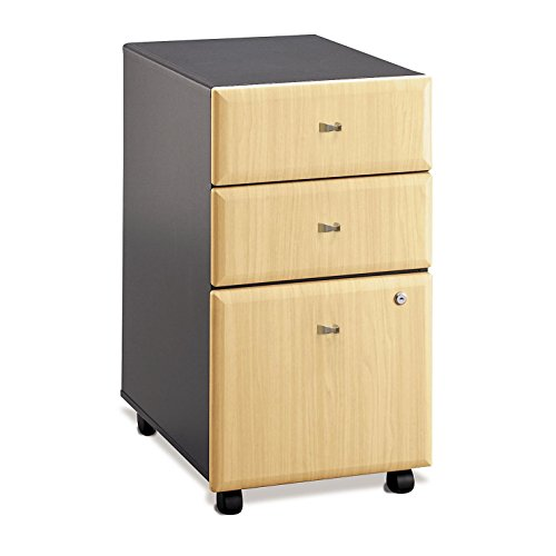 BUSH BUSINESS FURNITURE SERIES A:3 DRAWER FILE SU