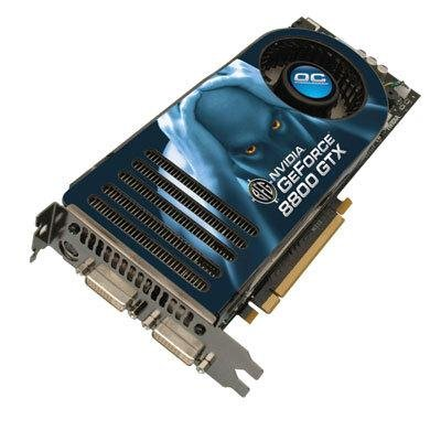 BFG Tech BFGR88768GTXOCE - Tarjeta gráfica (GeForce 8800 GTX ...