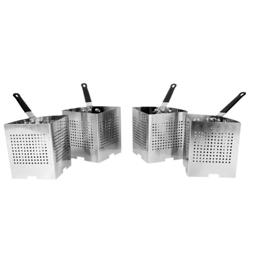 Thunder Group 5 Piece Set Aluminum Pasta Cookers by Thunder Group (Image #2)