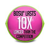 Bosu Balance Trainer, 65cm The Original - Pink/Lime Green