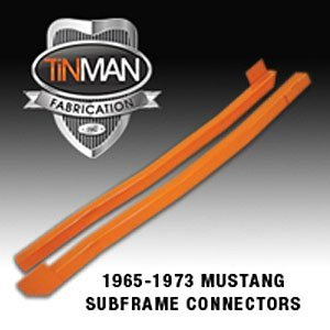 Tin Man Fabrication 109401 Subframe Connectors