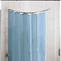 Kleine Wolke Round Pole for Shower 35x35in [90x90cm] - .98in / 25mm Diameter