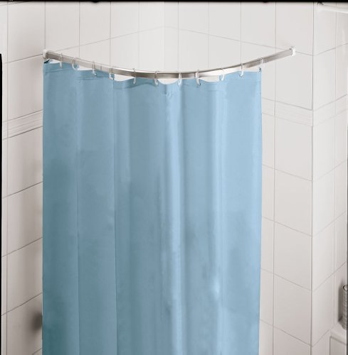 Kleine Wolke Round Pole for Shower 35x35in  - .98in / 25mm D