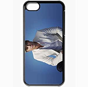 diy phone casePersonalized iphone 5/5s Cell phone Case/Cover Skin Brad pitt actors famous for being star of babel and oceans 13 and burn after reading Blackdiy phone case