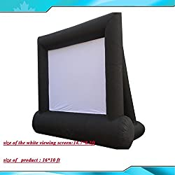 Oxford Cloth Inflatable Movie Screen(5*3m)(item#188034)