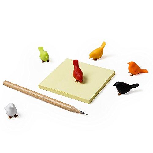 Sansukjai Set 6 Pcs Colorful Sparrow Magnet, Magnet, Plastic Magnet, Home Decor, Kitchen Decor, - Macys Colorado