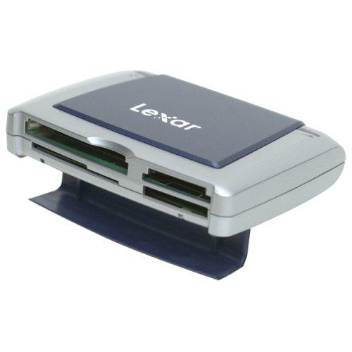 Lexar Media MULTI CARD READER ( RW022-001 ) (Retail Package)