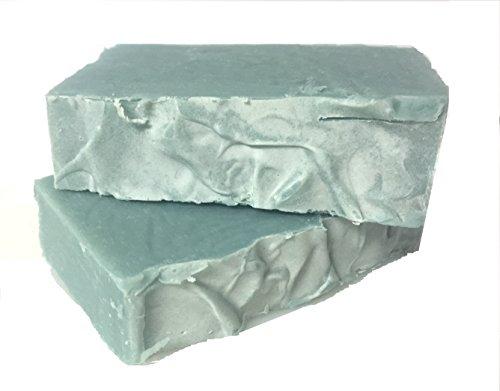 PALM FREE BLUEGRASS ORGANIC HANDMADE SOAP – ALL NATURAL  VEGAN