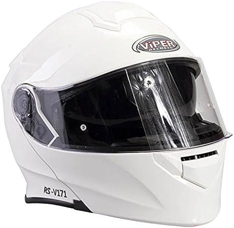 Viper RS-V171 BL Black 3.0 Flip Up Bluetooth Motorcycle Helmet