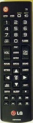 LG Electronics AKB74475433 Remote Control