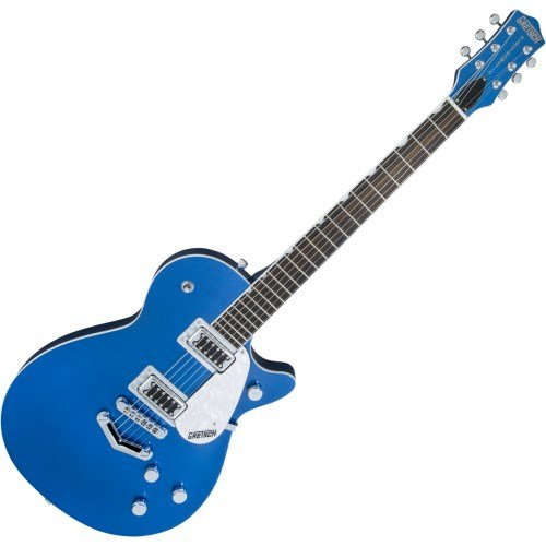 Gretsch Guitars G5435 Limited Edition Electromatic Pro Jet Electric Guitar Fairlane Blue (Gretsch Solid Guitar)