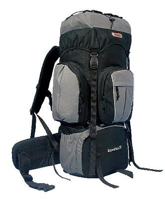CUSCUS 75+10L 5400ci Internal Frame Camping Hiking Travel Backpack