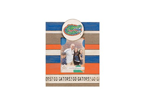 Florida University Wood (Glory Haus Florida Vintage Frame, Multicolor)