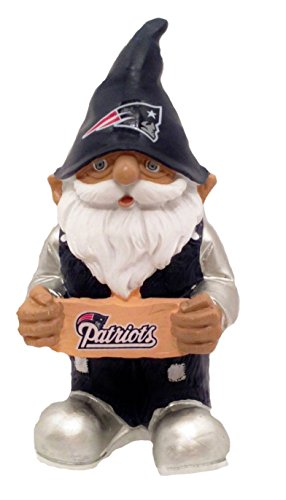 - New England Patriots 8 Inch Mini Garden Gnome