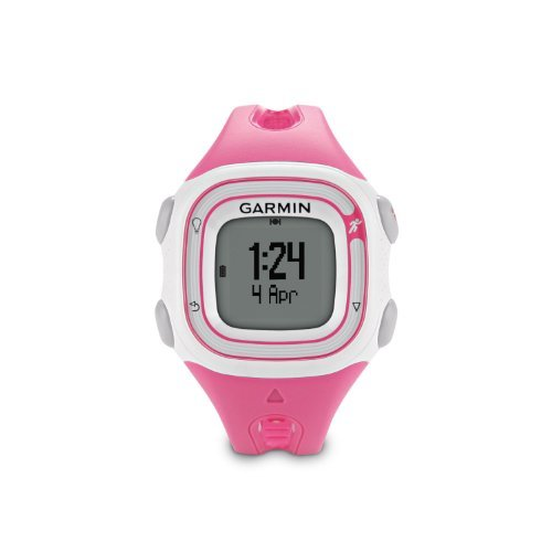garmin-forerunner-10-gps-watch-pink-white-certified-refurbished