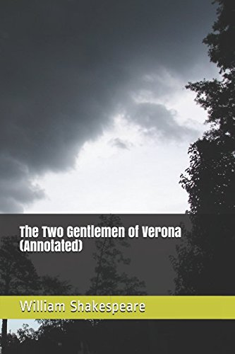 Download The Two Gentlemen of Verona (Annotated) pdf