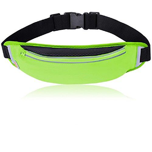 Waist Pack Women Men Belt Bags Thin Waist Bags Waterproof Fi