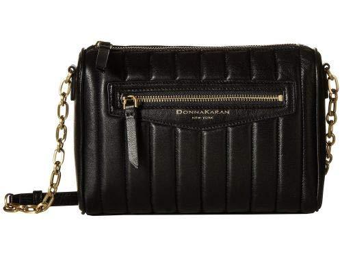Donna Karan(ダナキャラン) レディース 女性用 バッグ 鞄 バックパック リュック Erin Crossbody - Black [並行輸入品] B07JM8V2XX