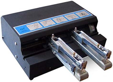 CGOLDENWALL - Grapadora eléctrica automática (A4, cartón, caja de ...