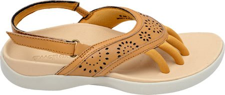 Taffy Nia Women's Wellrox Sandals Wellness Evo Casual Leather YfESAq