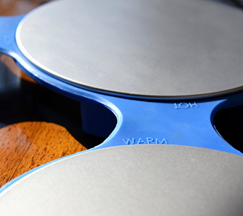HotMat Electric Food Warming Tray, Blue by HotMat (Image #3)