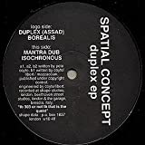 Spatial Concept / The Duplex EP
