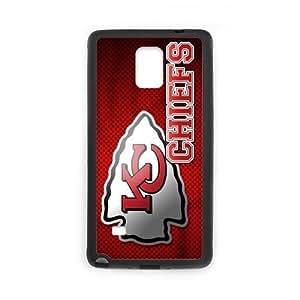 Personalized NFL Kansas City Chiefs SamSung Galaxy Note 4 case, Custom SamSung Galaxy Note 4 case by ruishername