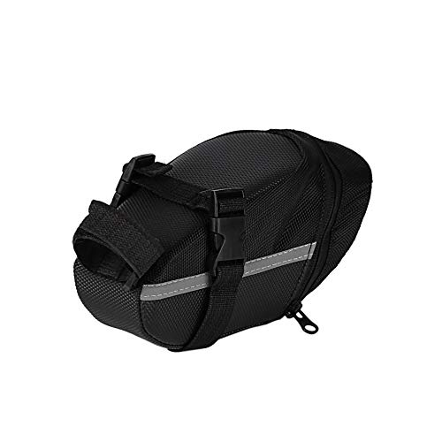 bicycle bag, Outdoor Waterproof Bicycle Mountain Bike Back Seat Bag Nylon Saddle Bag Cycling Bike Bag For Bicycles Tail Back Pack Bag