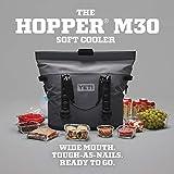 YETI Hopper M30 Portable Soft Cooler, Charcoal