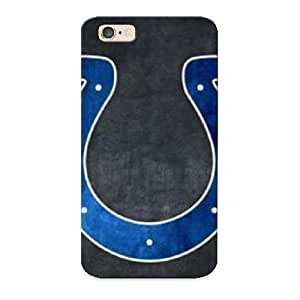 Christmas Gift - Tpu Case Cover For Iphone 6 Strong Protect Case - Indianapolis Colts Grungy Design