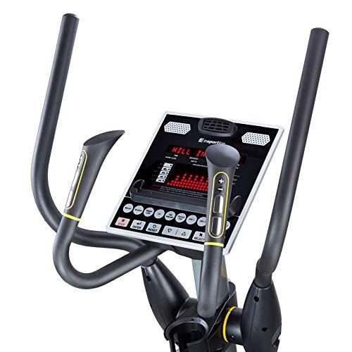 Triway Crosstrainer inSPORTline Galicum Professional Ultra Ellipsentrainer