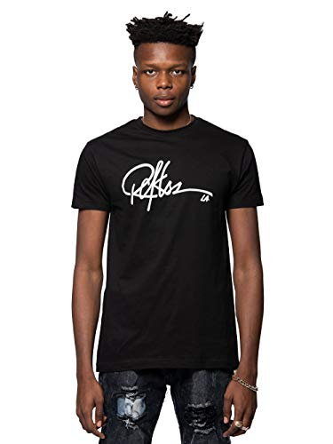 (Young and Reckless - Signature Tee - Black - L - Mens - Tops - Graphic Tee - Black)