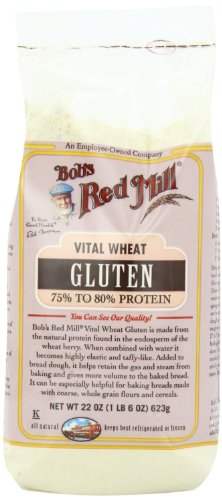 (Bob's Red Mill Vital Wheat Gluten Flour (2x22 Oz))