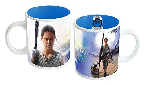 Star Wars Episode 7 Mug Rey & BB-8