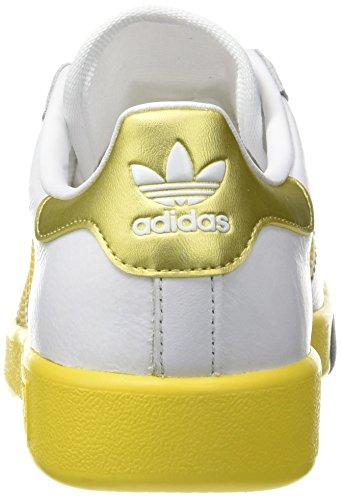 White Forest Hills Footwear Gold Yellow Bianco adidas Metallic Scarpe 0 Eqt Uomo da Ginnastica Basse Rzx5d1qgn