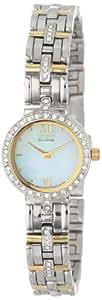 Citizen Women's EW9124-55D Eco-Drive Silhouette Crystal Watch