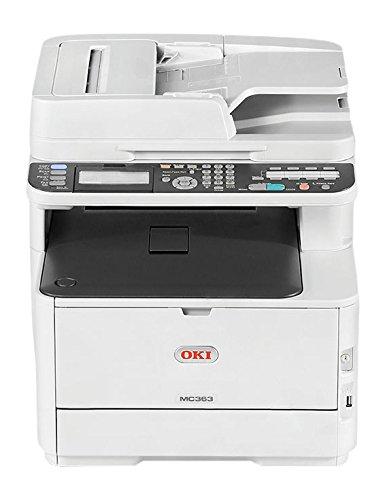 OKI MC363dn LED 30 ppm 600 x 1200 dpi A4 - Impresora multifunción ...
