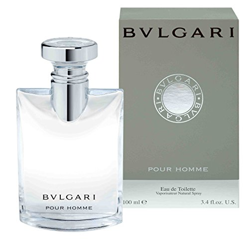 Bvlgari By Bvlgari For Men Eau-de-toilette Spray, 3.4 Ounce Bvlgari 3.4 Oz Eau De Toilette Spray