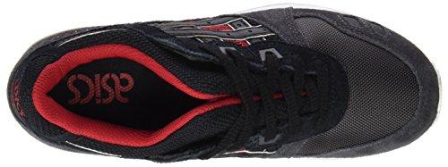 Asics H6x2l, Zapatillas de Trail Running Unisex Adulto Negro (9090)