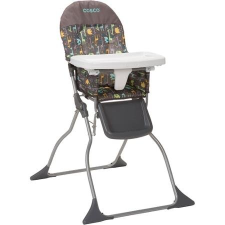 Cosco Simple Fold High Chair, (Best Cosco Baby High Chair)