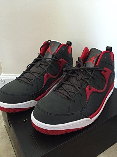 ... Anthracite Red White in Cheap Price NEW Mens NIKE Jordan Flight TR97  Mid 574417 008 Black Grape Sneakers Shoes 10.5 Jordan Flight Tr 97 MID  574417 005 ... 3b1ce93ab