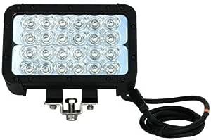 72 Watt Infrared LED Light System - Spot/Flood Combination(-White-940nm)