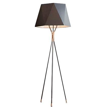 new products 99357 b12c0 Amazon.com: Creative Wrought Iron Floor Lamp American Simple ...