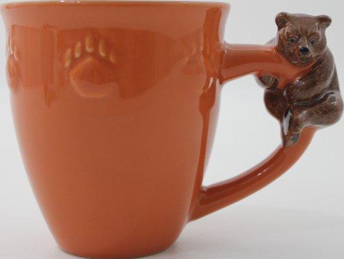 Disneys California Adventure Grizzly Bear Coffee/Tea/Hot Coco Mug - Disney Parks Exclusive Limited Availibility