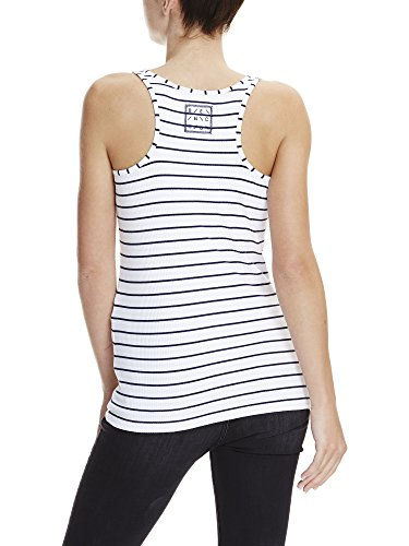 Bench Striped Vest, Tank Top para Mujer Mehrfarbig (MARITIME BLUE BL11213)