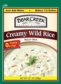 Bear Creek Mix Soup Crmy Wldrice