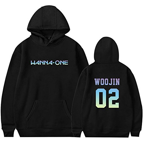 Wanna Homme 2018 Noir À Capuche Ctooo 1 One Sweats AgXOwnfq