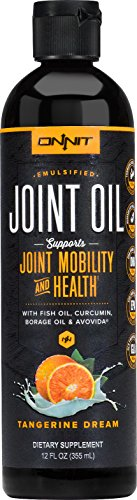 Onnit Joint Oil Emulsified Tangerine
