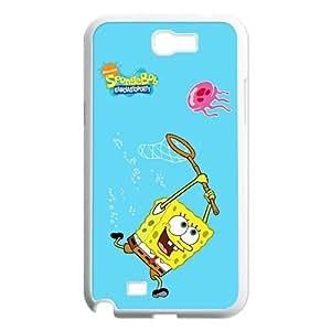Custom SpongeBob Hard Back For Case Iphone 6 4.7inch Cover NT891