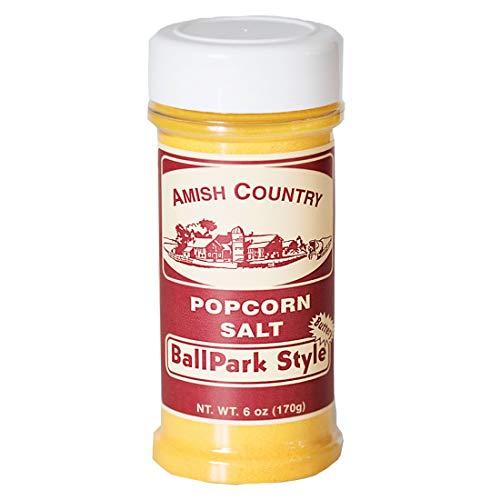 Amish Country Popcorn Ballpark